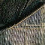 Tissu de maille net de chaîne de tricot de polyester 160gsm pour le gilet militaire