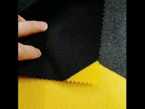 Tissu militaire en nylon 1680D en tissu lourd et léger
