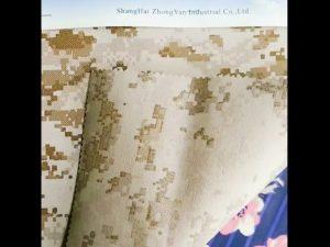 Tissu Oxford Oxford en nylon enduit de camouflage imperméable 930D