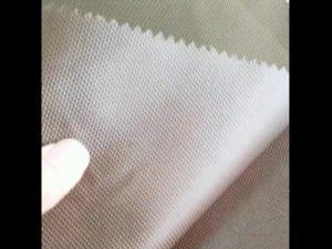 Chine fournisseur 1680D polyester PU enduit tissu oxford pour sac à dos