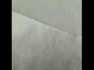 Textile confortable en coton et coton