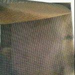 Tissu en maille tricotée de haute qualité en polyester 380gsm pour doublure militaire