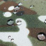 tente de tissu de taslon d'impression de camouflage ou tissu militaire