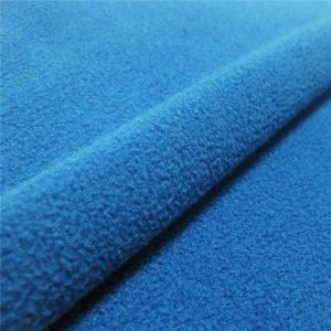 Tissu avec doublure en polaire polaire