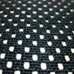 Tissu en nylon fin avec des mailles en plastique de 100 microns