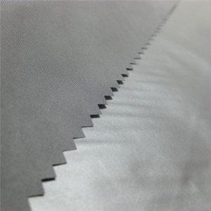 Tissu de taffetas de ripstop 190T de taffetas du nylon 70d pour la doublure de sofa / tissu de sac