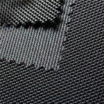 Tissu Oxford en polyester sergé jacquard 1680d avec textile enduit pu pour sacs