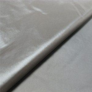 Tissu 100% Nylon PU Downproof pour Down Jacket / Bag / Umbrella