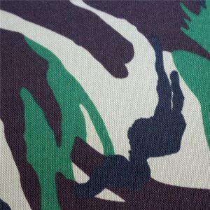 tissus Oxford: polyester 600d, 300 g / m2, imprimé camouflage uni