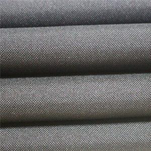 haute qualité 300dx300d 100% pes mini tissu de table mat, vêtements de travail, vêtement