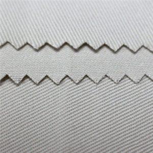 tissu gabardine tissu 100% toile coton pour uniforme scolaire