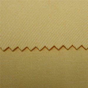 Tissu de Salut-Vis de Sweatshirt de vêtements de travail de veste de molleton de coton de Modacrylic Contrast à vendre